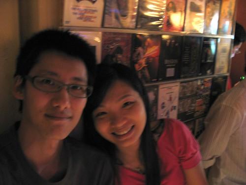 2009.05.29 與表姊合照