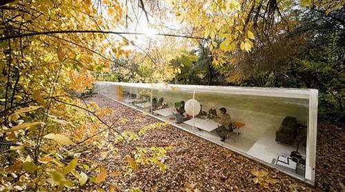 Minimalist House Design, Minimalist Design, House Design, Modern Minimalist House, Modern House Design,Selgas Cano Office