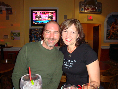 greg and lisa (we don't sing)