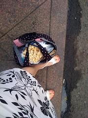 Popcorn traveler