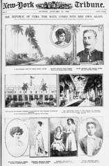 The Republic of Cuba this week comes into her own again (LOC) (The Library of Congress) Tags: familyportraits cuba cc libraryofcongress 401 havanacuba newyorktribune xmlns:dc=httppurlorgdcelements11 dc:identifier=httpchroniclingamericalocgovlccnsn8303021419090124ed1seq15 majorgeneraljosemiguelgomez palaceathavana presidentsofcuba