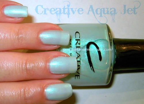 Creative Aqua Jet