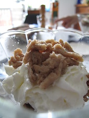 Chestnut Puree and Whipped Cream
