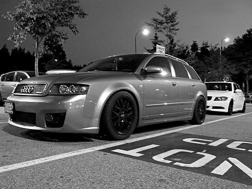 Bmw North Vancouver >> Bmw E90 VS Audi A4!!