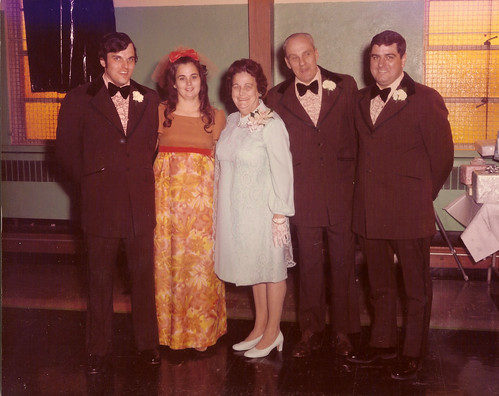 uncle jim, aunt nancy, grams, pop, and dad