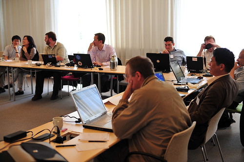WG4 meeting, Copenhagen