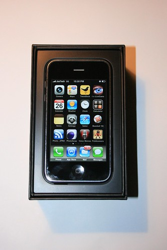 Unlock Iphone 3g