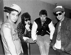 Beastie Boys and Bob Dylan
