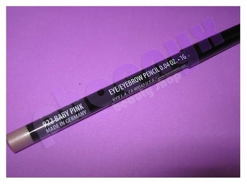 NYX Slim Eye Pencil - 922 Baby Pink