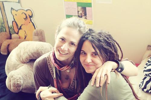marybeth & me