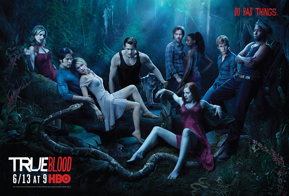 True Blood Season 3 Wallpaper