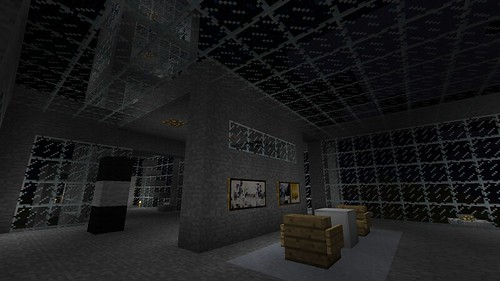 Minecraft Screenshots-Ultra Modern Home and Remakes of Classics