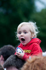 Excited @ Peace in the Park, Sheffield by timparkinson, on Flickr