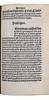 Opening page of text in Boniohannes de Messana: Speculum sapientiae