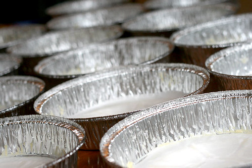 Fourteen Layer Cake Pans