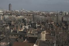 les toits de Lyon (genevieveromier) Tags: france lyon toits vieuxlyon