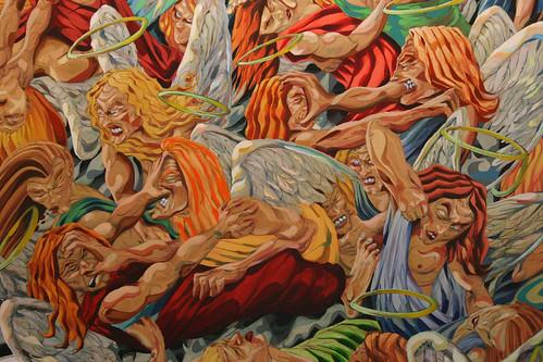 Kampf der Engel