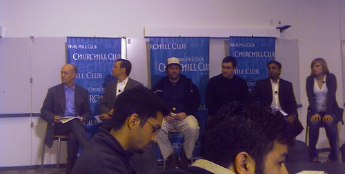 ChurchillClub Panel Discussion @ Microsoft