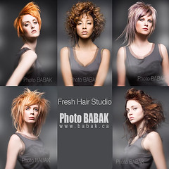 NAHA HAir Awards - BABAK (BABAK photography) Tags: color classic beauty fashion hair photography cut style fresh babak awards naha styling goldwell stylist contessa babakca photographerbabak babaked