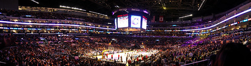 staples center panorama