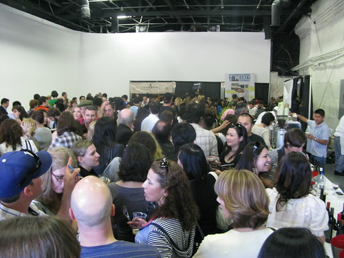 Last year's packed Gold Standard event.