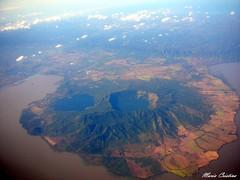 Crateres de Nicaragua, desde el aire (Cristina Bruseghini de Di Maggio) Tags: cristina crater panoramica vista nicaragua aereo volcanes aerea centroamerica dimaggio bruseghini volcanesdenicaragua macrisbruse cventroamerica