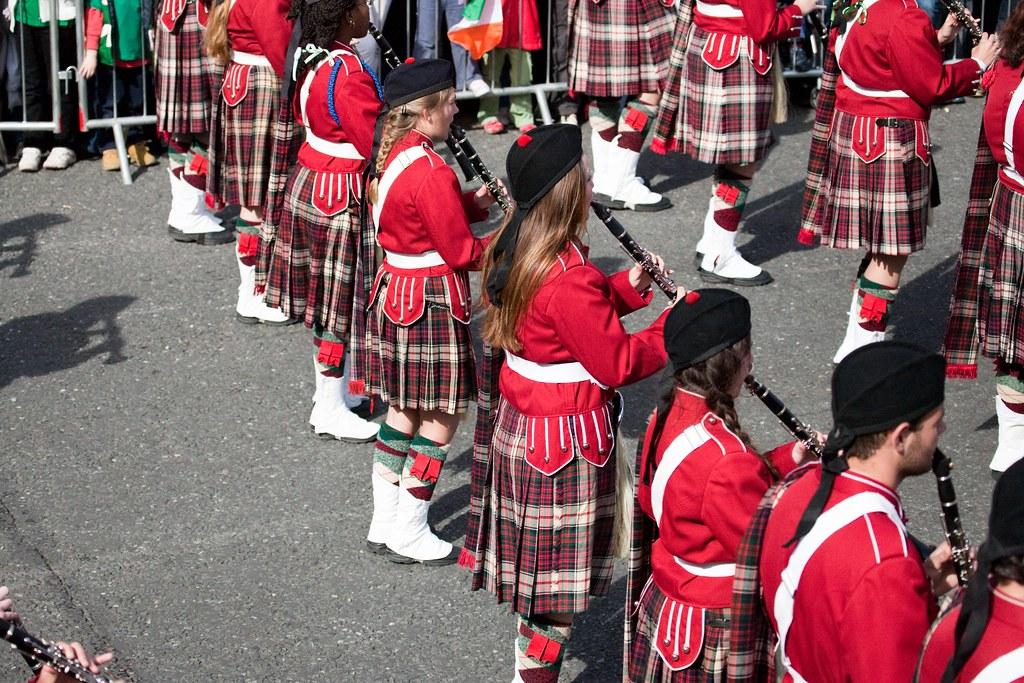 Riverview High School Kiltie Band