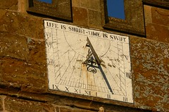 Sundial- All Saints, Norton