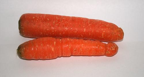 01 - Zutat Karotten