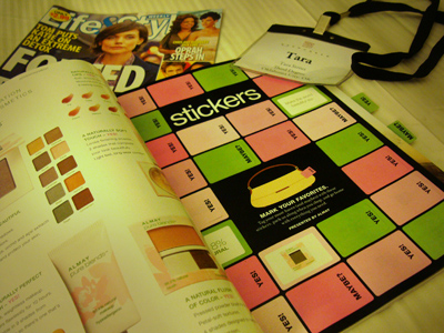 MagazineStickers