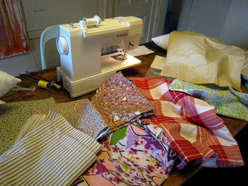 Sewing on Sunday