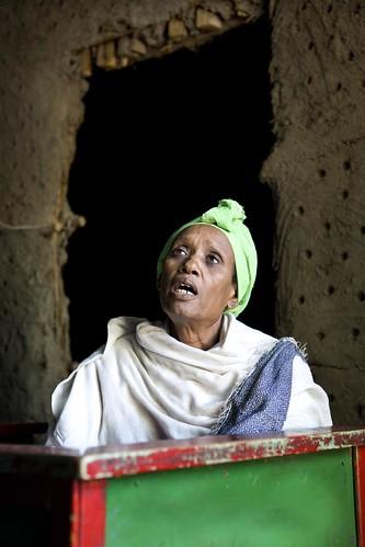 Ethiopian Storyteller