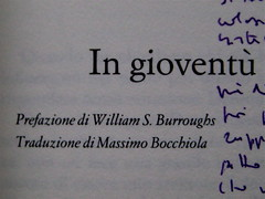 Denton Welch, In gioventù il piacere, Casagrande 2003, frontespizio (part.) 3