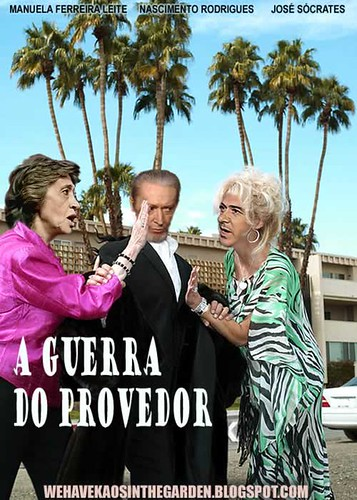 guerra do provedor, por: wehavekaosinthegarden