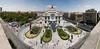 Palacio de Bellas Artes (no3rdw) Tags: city trip travel vacation panorama de mexico fine arts palace panoramic artes bellas palacio