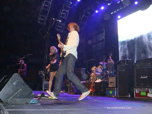 Sonic Youth @ Arena Santiago