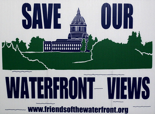 Save Our Waterfront Views