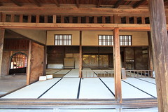 Japanese traditional style house / () (TANAKA Juuyoh ()) Tags: old house architecture japanese high ancient exterior interior room traditional style hires tatami resolution  5d hi residence res  markii