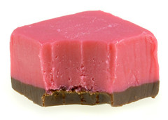 Rosa's Fudge - Raspberry Chocolate