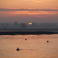 Deben 132 Waldringfield (barrycross) Tags: uk reflection water sunrise dawn boat suffolk spring flickr yacht calm bouy equinox dinghy moorings riverdeben buoyant barrycross easternlightphotography barrycrossphotography wwwbarrycrossphotographycom