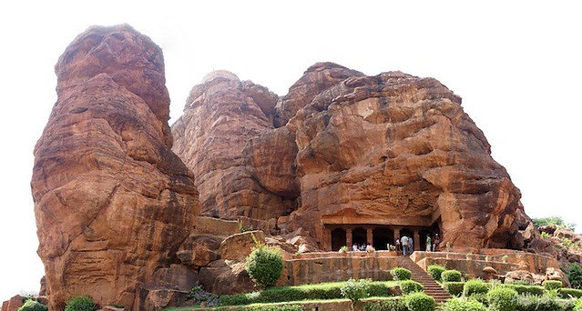 The Badami Cave Temple Complex