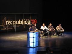 Bild von der re:publica 09