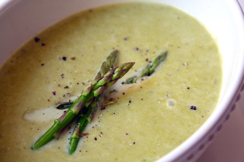 Fresh Asparagus Soup Recipes — Dishmaps