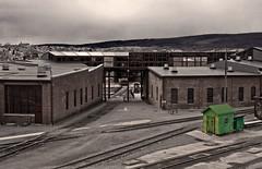 steamtown (eyefeather) Tags: scranton steamtown trainhouse