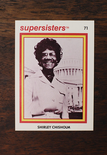 Supersisters Shirley
