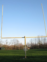 Football Goal Posts 1 of 2