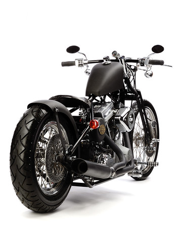 The Model 1 Custom Production Motorcycle - Premium Model 1 Components
