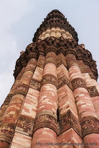 Qtub Minar, Delhi