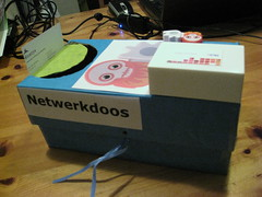 Netwerkdoos (foto door: PiAir (Old Skool))