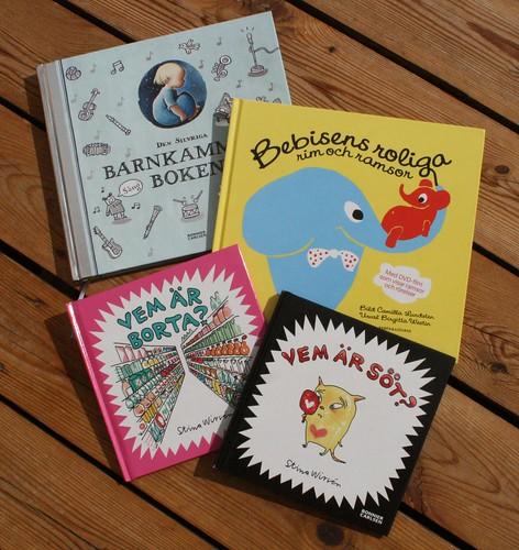Välkomstpaket från Barnens Bokklubb